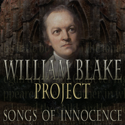William Blake Project Cover